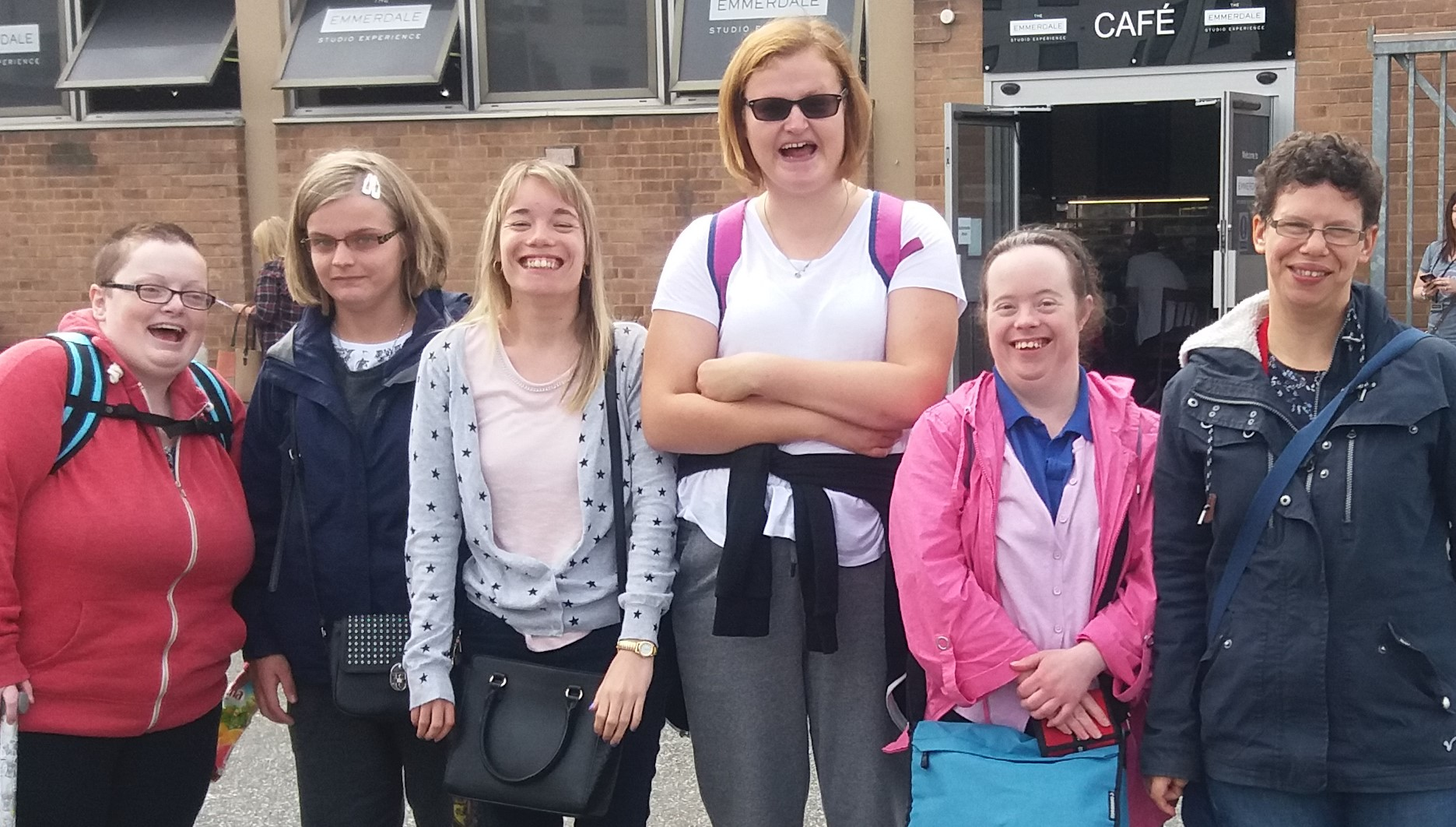 One of our Learning Disability/Autism Trips for young people